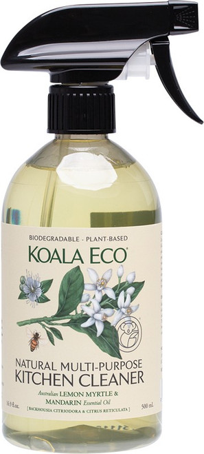 KOALA ECO Multi-Purpose Kitchen Cleaner Lemon Myrtle & Mandarin 500ml
