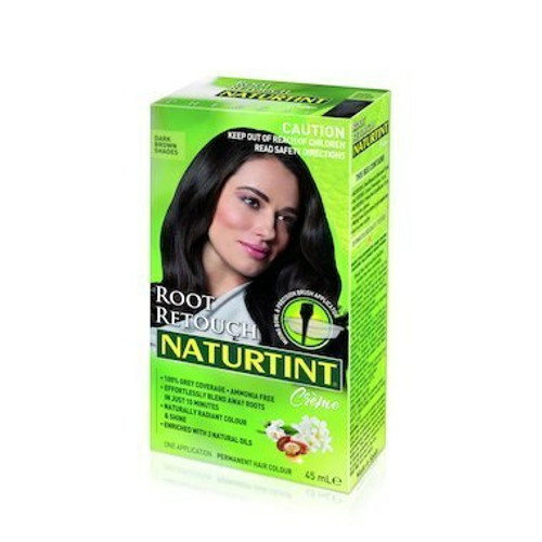 Root Retouch Dark Brown Shades 45ml NaturTint