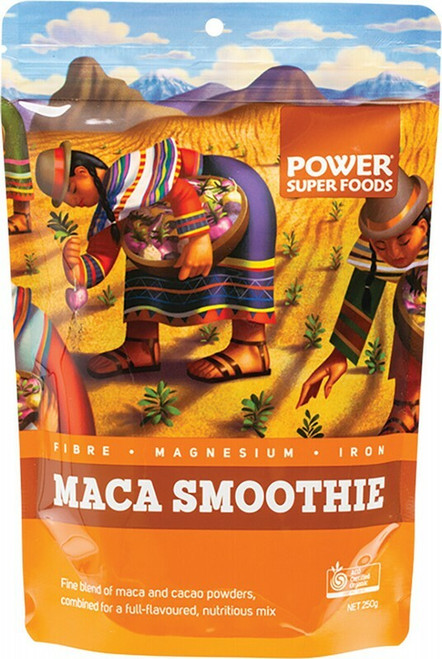 Power Super Foods Maca and Cacao Blend 250g