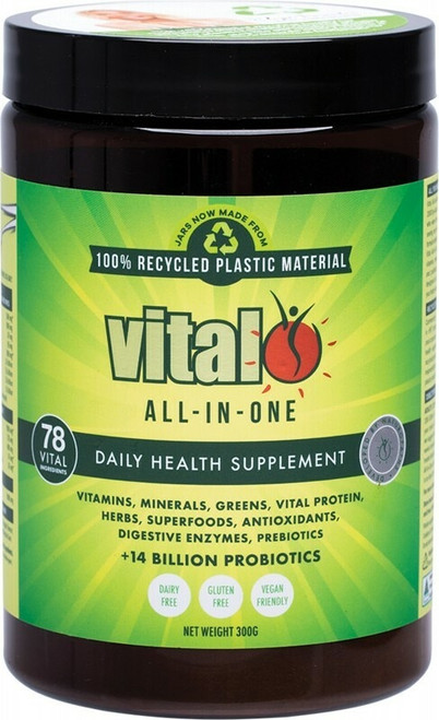 MARTIN & PLEASANCE Vital All-In-One Daily Health Supplement 300g