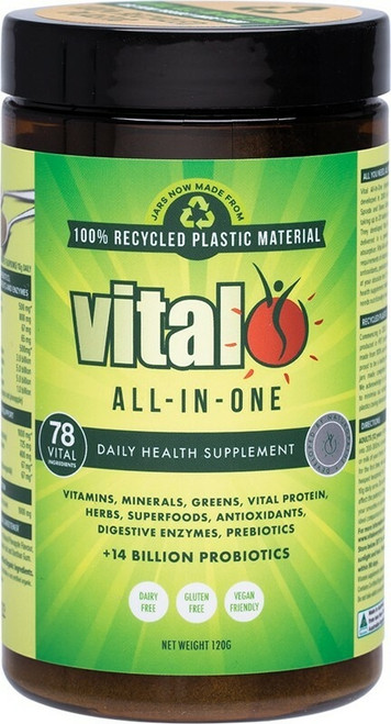 MARTIN & PLEASANCE Vital All-In-One Daily Health Supplement 120g