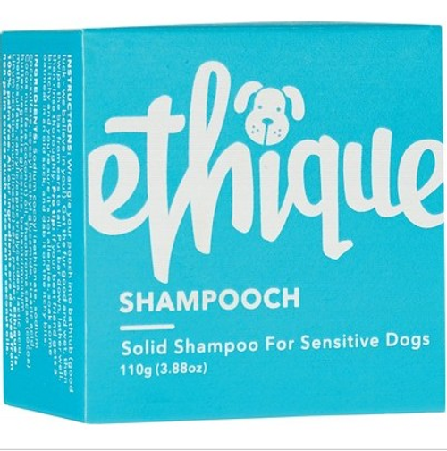 Ethique Dogs Solid Shampoo Shampooch - Sensitive 110g