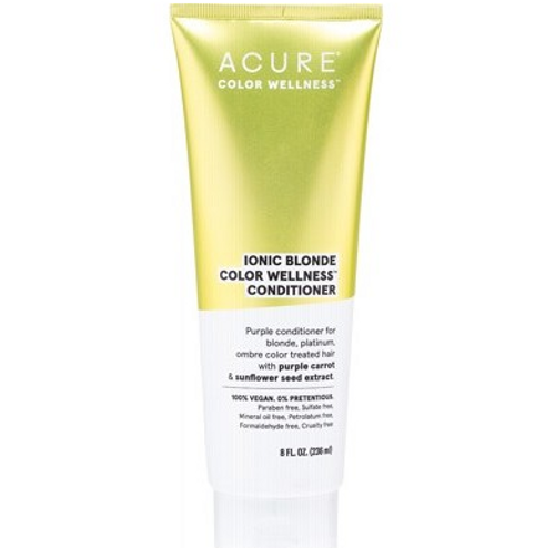 Acure Ionic Blonde Colour Wellness Conditioner 236ml