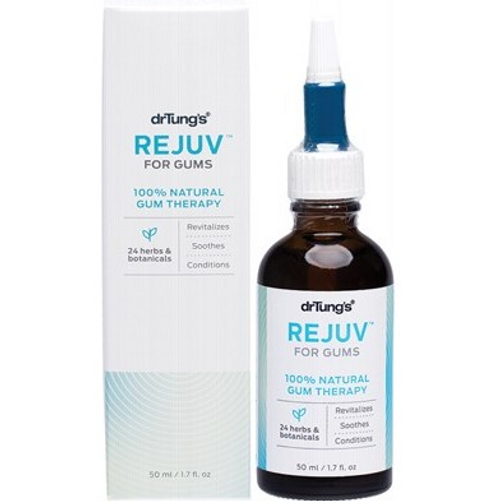Dr Tung's  Rejuv For Gums Revitalizes, Soothes, Conditions 50ml
