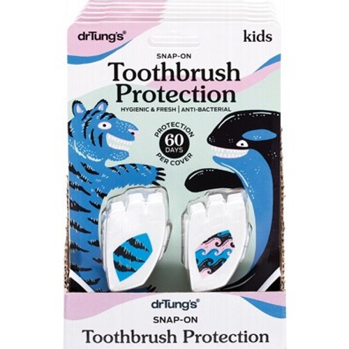 Dr Tung's  Toothbrush Protection Kids 2