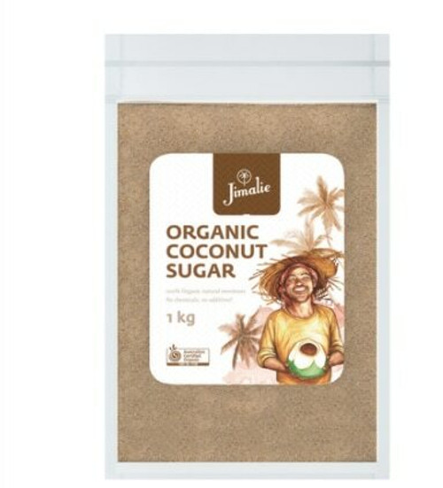 Jimalie Coconut Products Coconut Sugar Organic 1kg