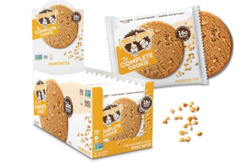 Lenny & Larry Complete Cookie P/Nut Butter 113g
