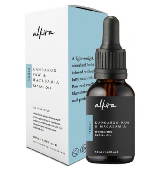 Alkira Hydrating Facial Oil 30ml x 3