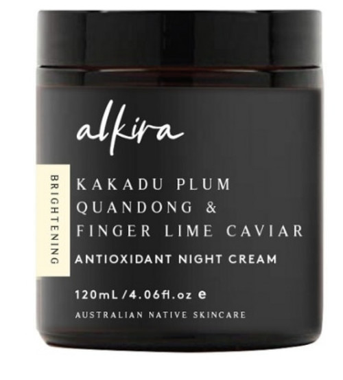 Alkira Antioxidant Night Cream 120g x 3