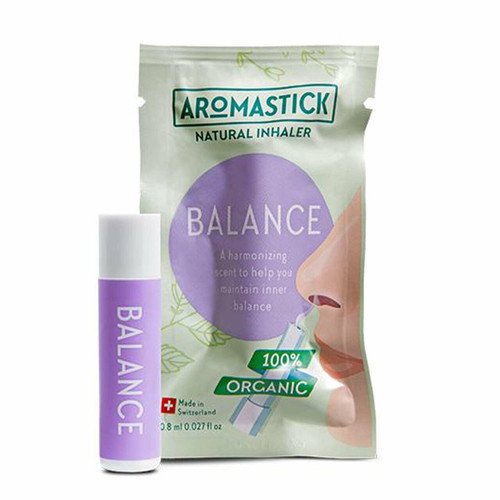 AromaStick Balance Nasal Inhaler Single 0.8ml