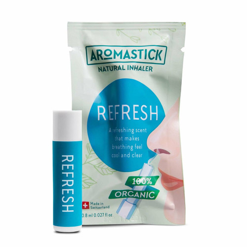 AromaStick Refresh Nasal Inhaler Single 0.8ml