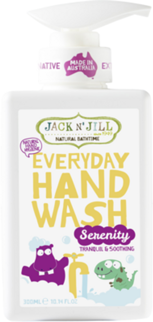 Jack N' Jill Everyday Hand Wash Serenity 300ml