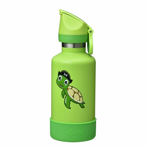 Insulated Kids Bottle Turtle