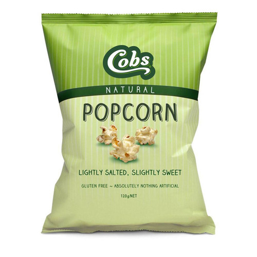 Cobs Popcorn Natural Salted & Sweet 120g