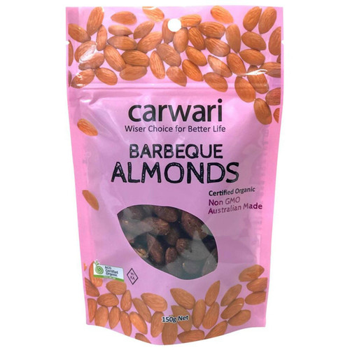 Almonds Roasted BBQ
