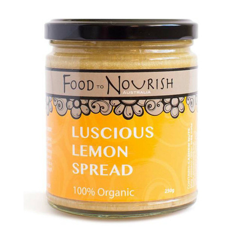 Sprouted Luscious Lemon Spread