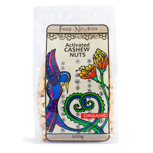 Cashew Nuts Activated Organic