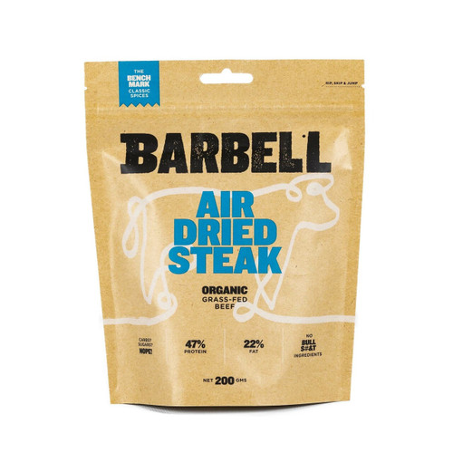 Barbell Foods Benchmark Air Dried Steak 200g