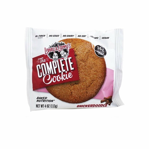 Lenny & Larry Complete Cookie Snickerdoodle 113g