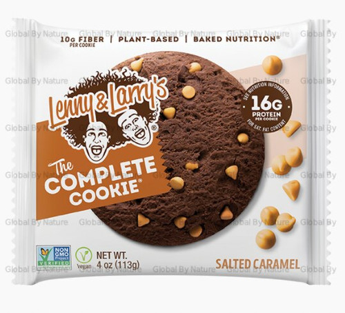 Lenny & Larry Complete Cookie Salted Caramel 113g x 12