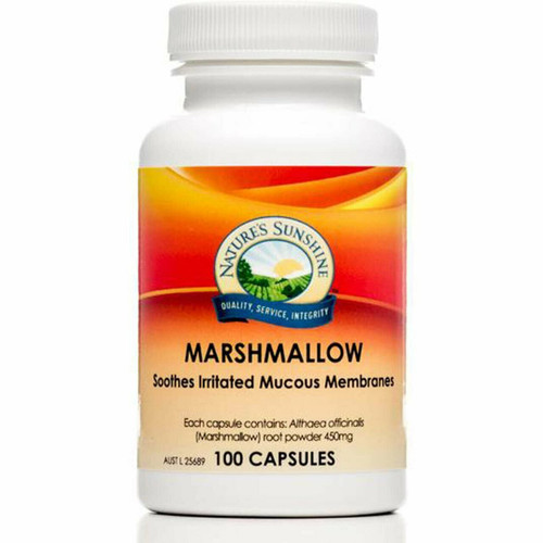 Nature's Sunshune Marshmallow 450mg