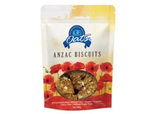 Gloriously Free GF Oats Anzac Biscuits 240g