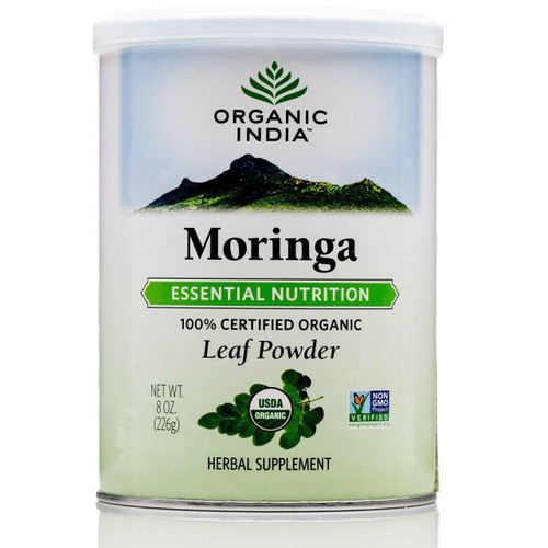 Organic India Moringa Powder 226g