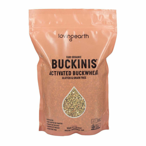 Activated Buckinis