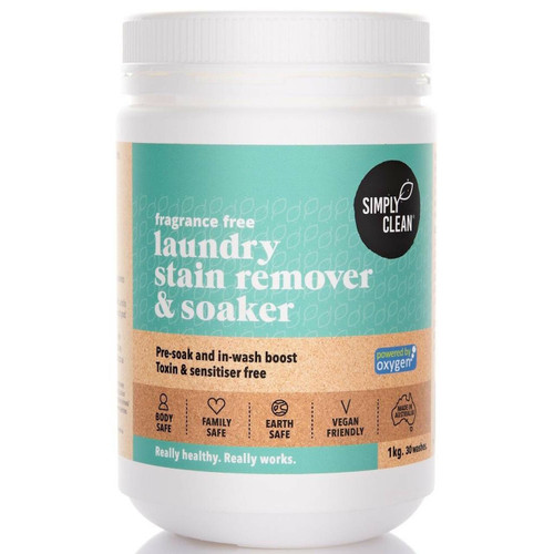 Simply Clean FF Laundry Stain Remover 1kg
