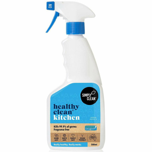 Simply Clean Healthy Clean Kitchen 500ml