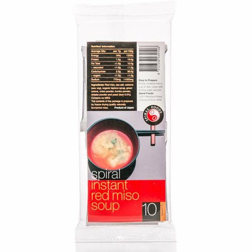 Miso Soup Red  Instant