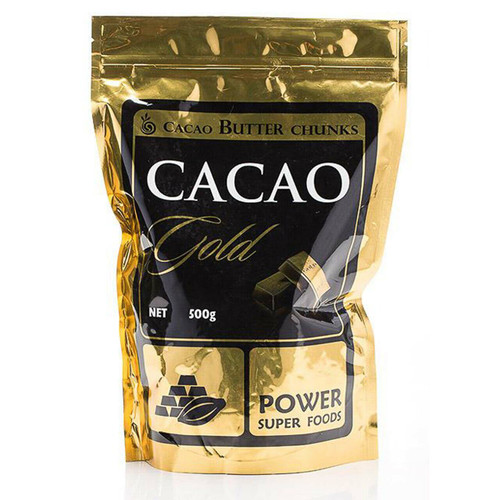 Cacao Butter Chunk Raw Organic