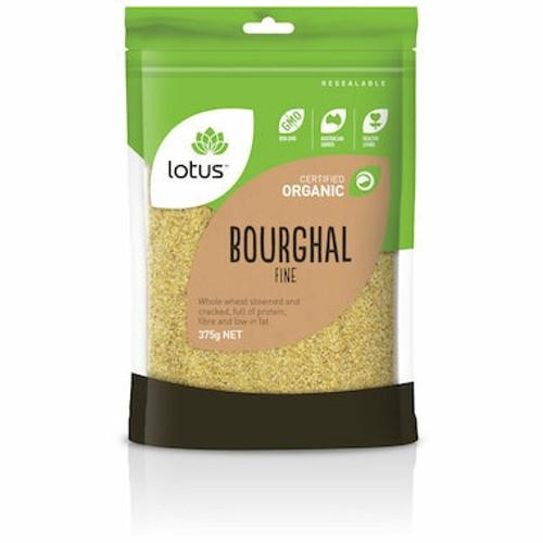 Lotus Bourghal Fine Organic 375g