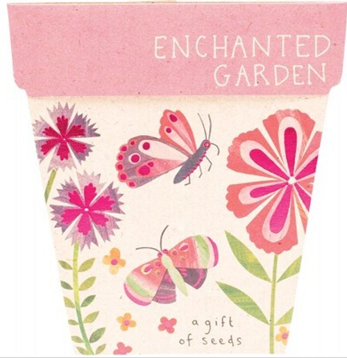 Sow 'N Sow Gift Of Seeds Enchanted Garden 1