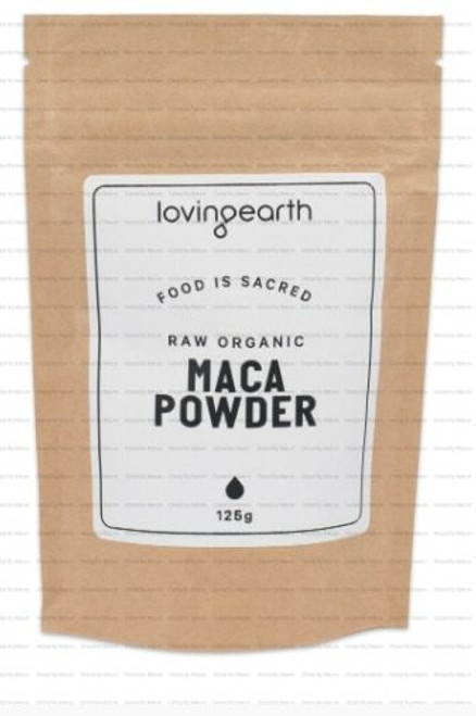 Loving Earth Maca Powder 125g