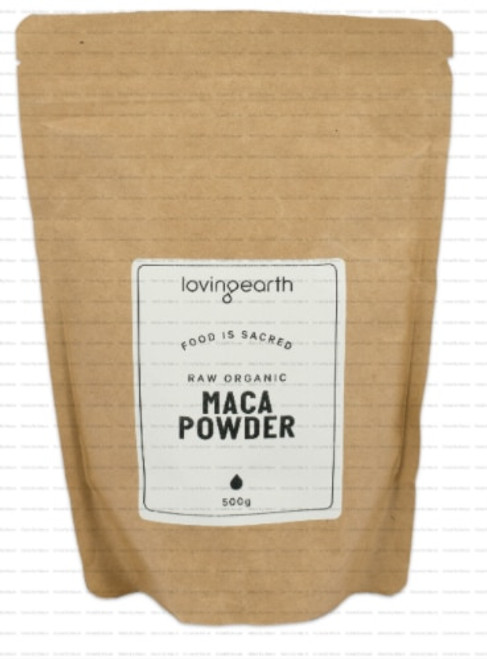 Loving Earth Maca Powder 500g