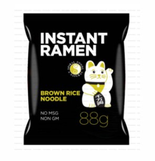 Spiral Ramen Instant Brown Rice 88g