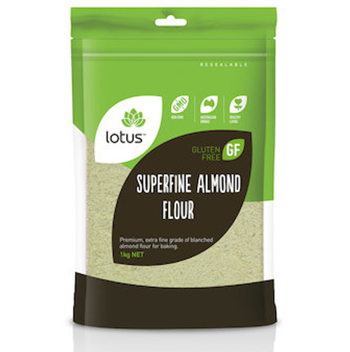 Lotus Almond Flour Superfine 1kg
