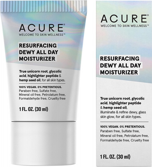 Acure Resurfacing Dewy All Day Moisturizer 30ml