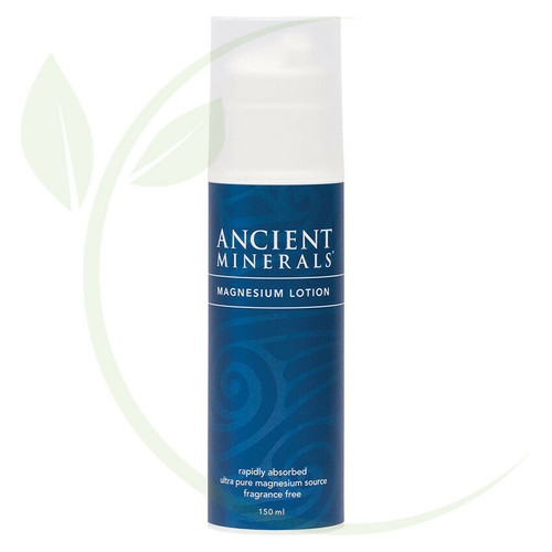 Ancient Minerals Magnesium Lotion Full Strength 150ml