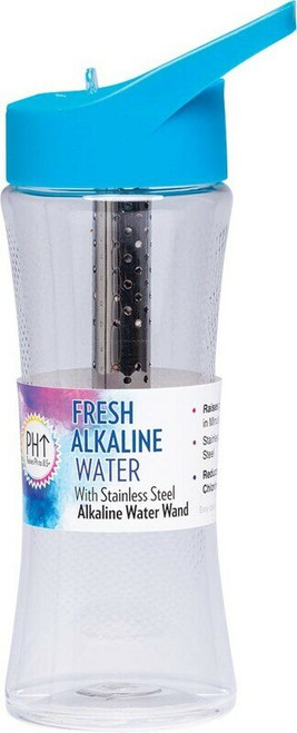 Enviro Products Alkaline Water Bottle with S/Steel Alkaline Water Wand 700ml