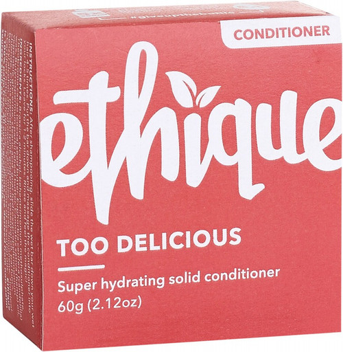 Ethique Solid Conditioner Bar Too Delicious - Super Hydrating 60g