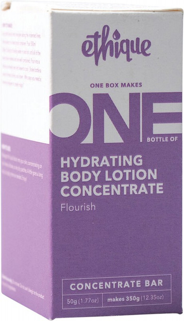 Ethique Hydrating Body Lotion Concentrate - Flourish 50g