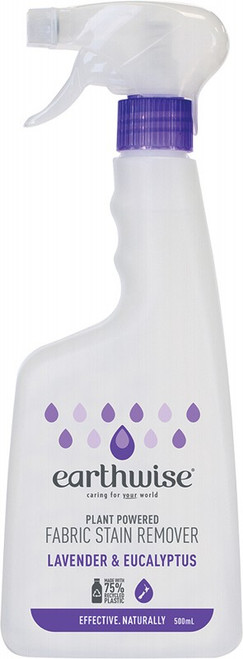 Earthwise Fabric Stain Remover Lavender & Eucalyptus 500ml