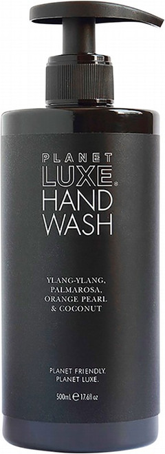 Planet Luxe Hand Wash Orange Pearl Blend 500ml