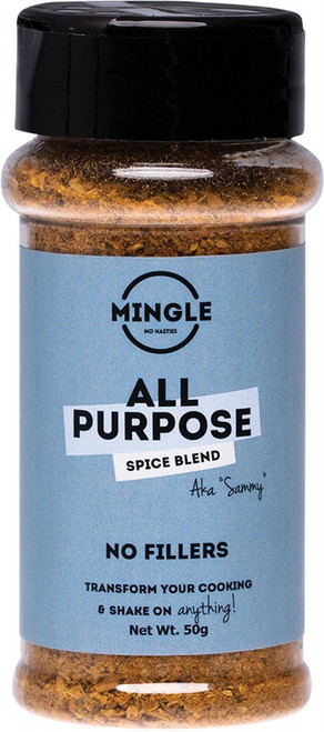 Mingle Natural Seasoning Blend All Purpose (Sammy) 50g