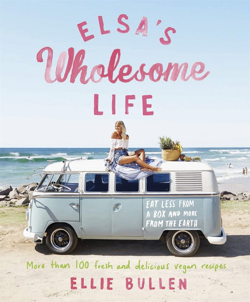 Book Elsa's Wholesome Life by Ellie Bullen x1