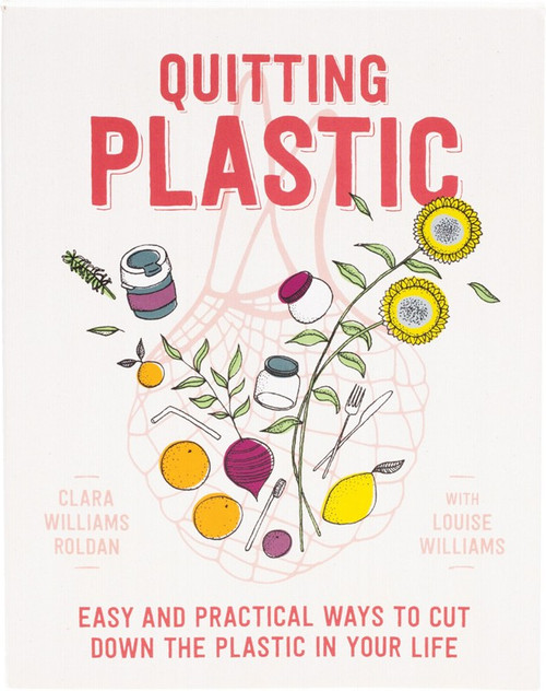 Book Quitting Plastic by C.Williams Roldan with L.Williams x1