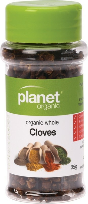Planet Organic Spices Cloves Whole 35g