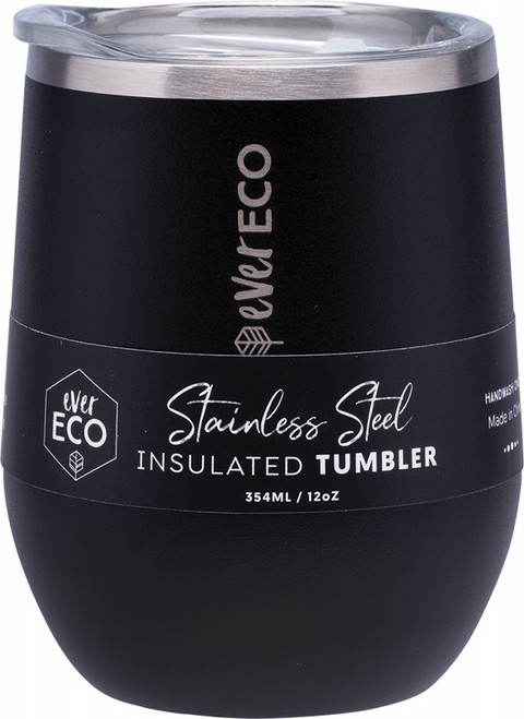 Ever Eco Insulated Tumbler Onyx 354ml
